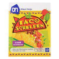 AH Taco schelpen
