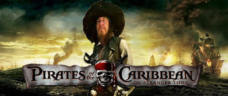 pirates of the caribbean queen anne's revenge and captain hector barbossa