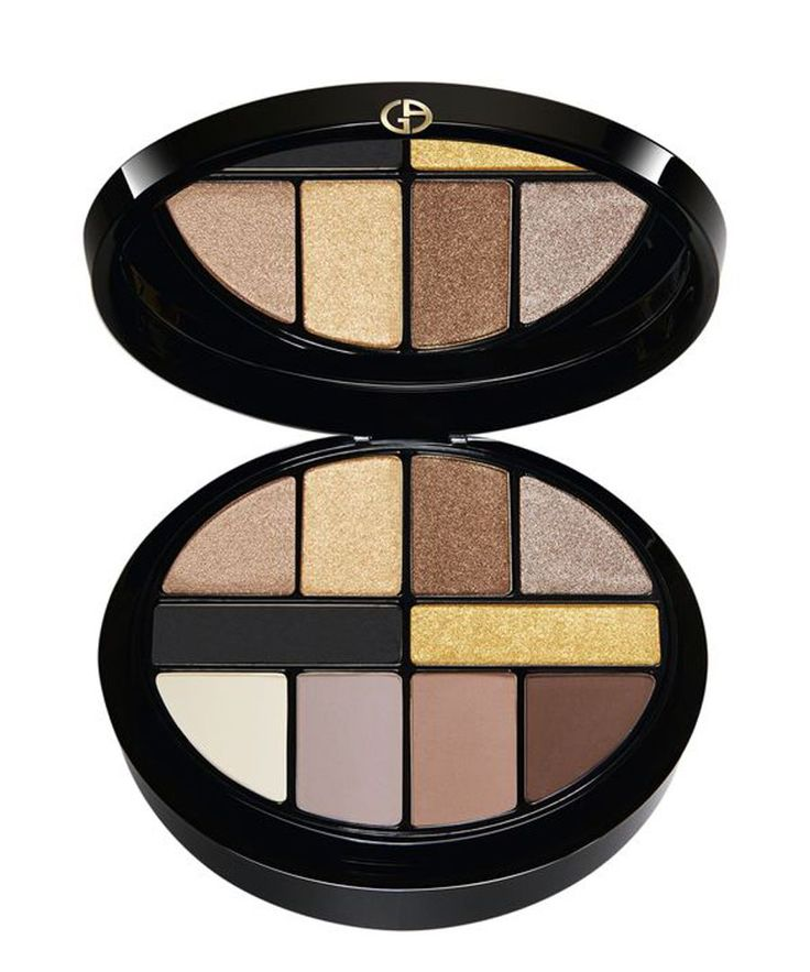 Beauty Gifts that are Totally Worth the Splurge - Giorgio Armani Beauty Eye And Face Palette Limited Edition Holiday 2016 from InStyle.com