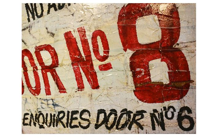 Makers Lane :: Door No.8 Custom Made, Bespoke artwork made in Australia.