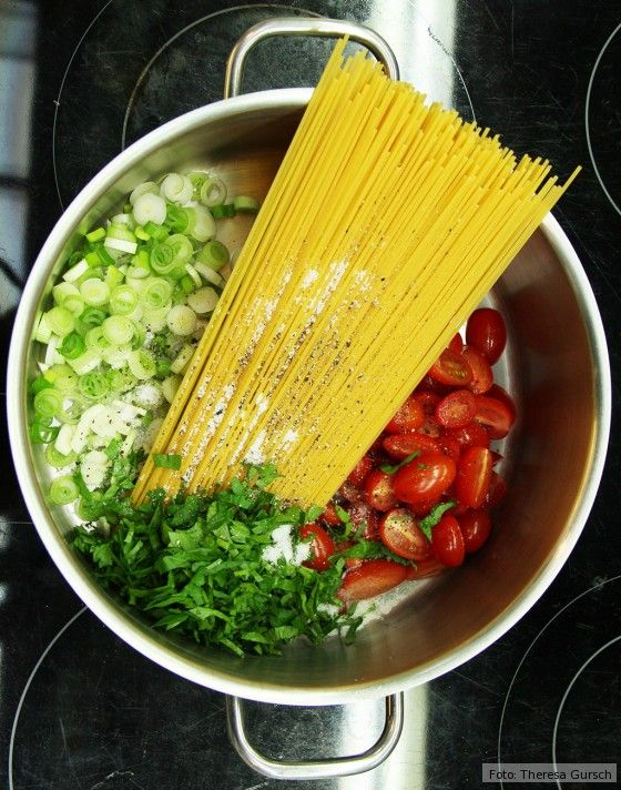 Mega Food-Trend: One Pot Pasta. Cool und auch noch lecker!