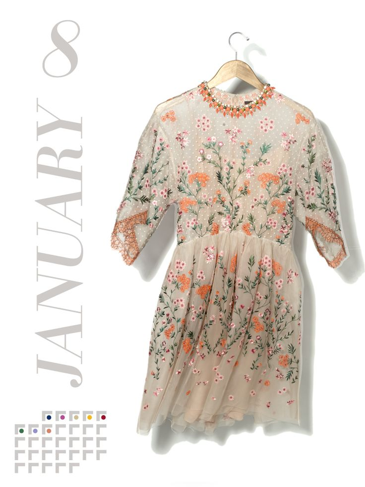 What is more luxurious than the far-flung find? Seek out a new designer from Indonesia.  Biyan Anna blush embroidered tulle dress, $2,250For information: net-a-porter.com