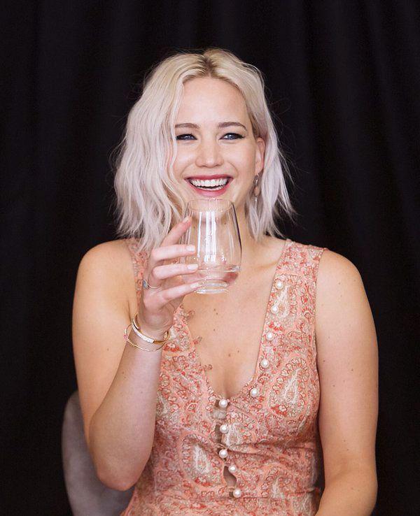 Jennifer Lawrence : Photo