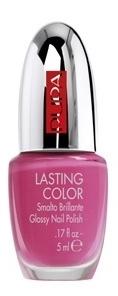 Pupa Milano Lasting Color Smalto Brillante, Barbie Pink
