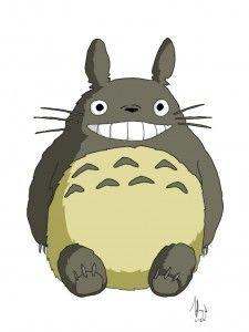 Totoro by Studio Ghibli                                                                                                                                                                                 Plus