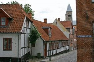 Viborg old City