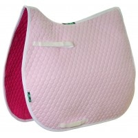 SU SP11 - NuuMed HiWither everyday saddlepad in Suedette material