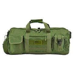 The Tactical Duffle Bag - Olive Green