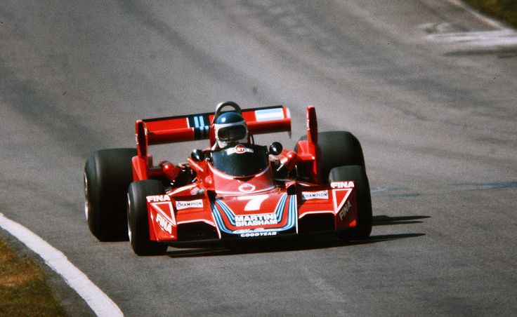 Carlos Alberto Reutemann (ARG) (Martini Racing), Brabham BT45 - Alfa Romeo 115-12 3.0 Flat-12 (RET) 1976 Belgian Grand Prix, Circuit Zolder © John Millar   Source: Fickr