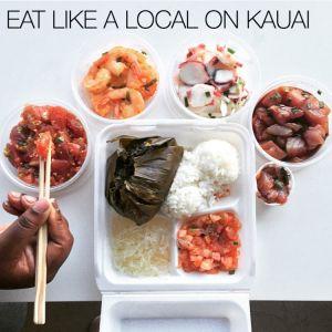 Kauai foods to try