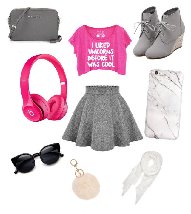 """Tomboy look with a tad of girly girl!!!!! "" by forevercadence on Polyvore featuring WithChic, Apple, Calvin Klein, women's clothing, women's fashion, women, female, woman, misses and juniors"