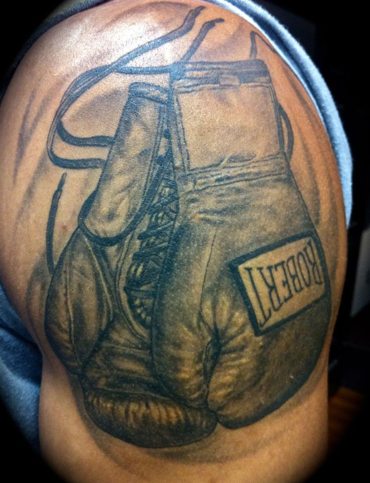 173 best images about Boxing Tattoo Designs on Pinterest ...