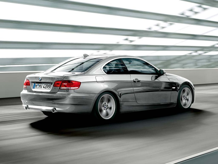 2006 BMW 3-Series Coupe