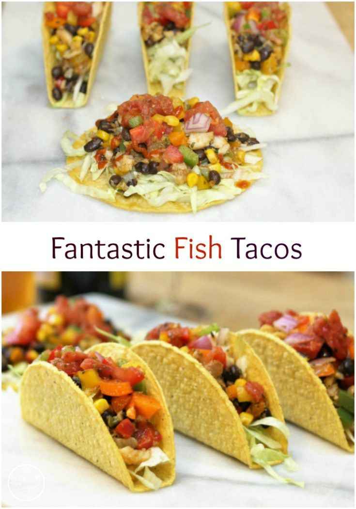 Fantastic fish tacos recipe to be easy meals and tacos for Fish taco recipe easy