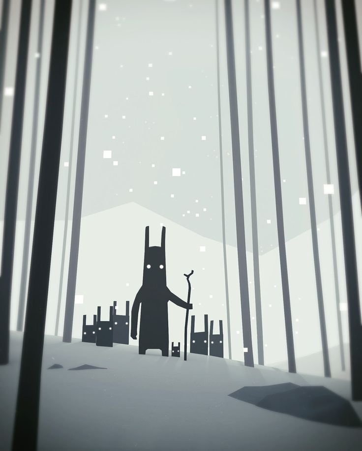 Within the woods on Behance