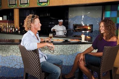 Pizza per Tutti Snack Bar at Tamarijn Aruba