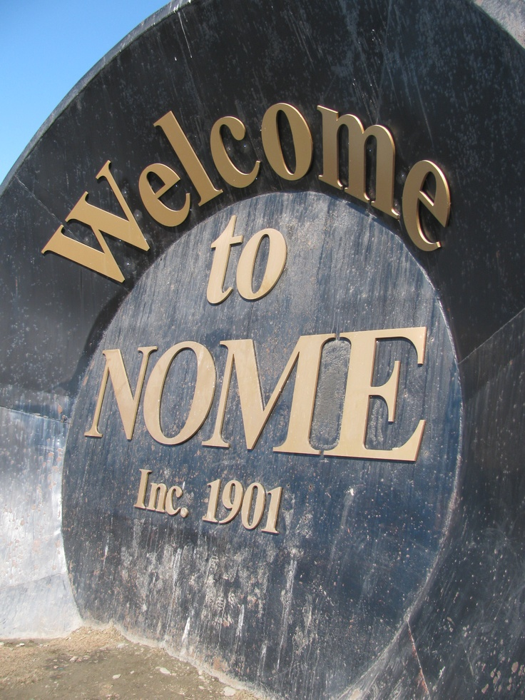 Nome, Alaska.  Just cold enough.  Plus I hear they have this huge race. :P