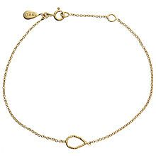 Buy Phoebe Coleman for John Lewis Plume Bracelet, Gold Online at johnlewis.com