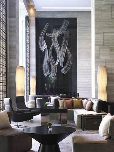 New World Makati City Hotel, Manila designed by White Jacket Pte
