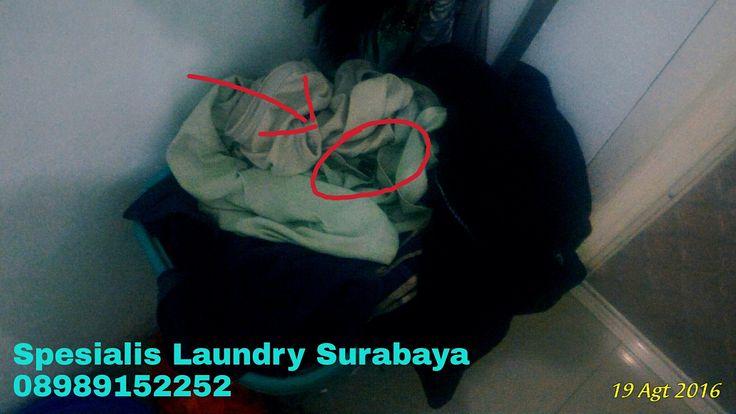 Spesialis Laundry Surabaya Free antar jemput 08989152252