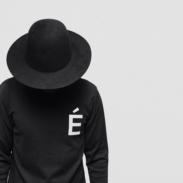 É is for Études. New delivery from @etudesstudio. ⬛️