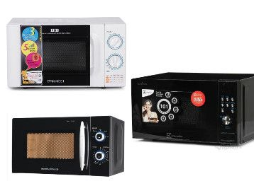 Amazon Microwave Ovens Sale offer : Get 40% Off on Microwave Ovens