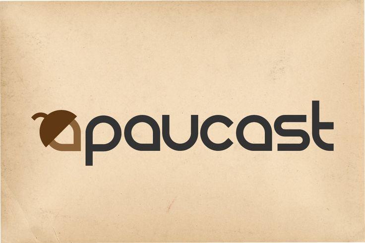 Logo paucast by paucasty.deviantart.com on @deviantART