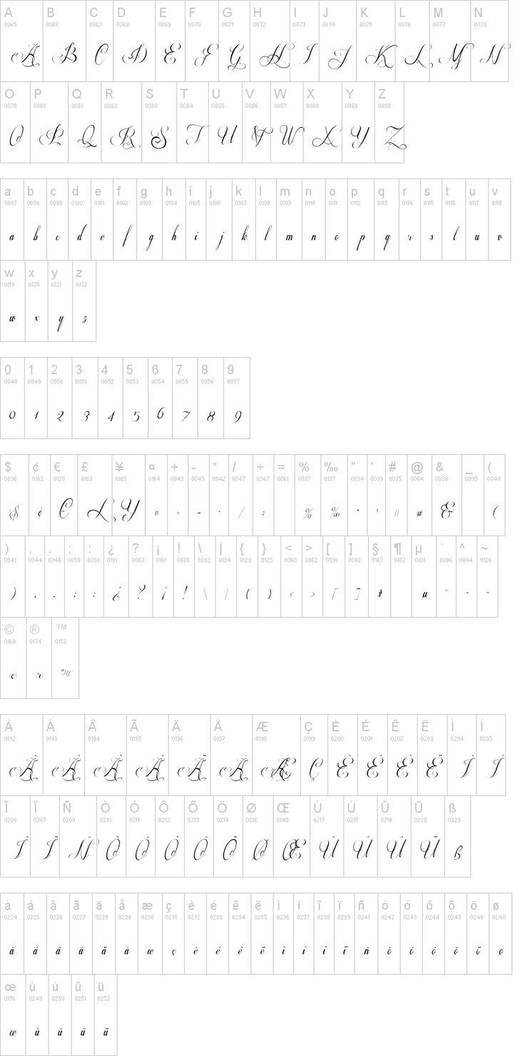 Respective font  -  free calligraphy font on dafont.com
