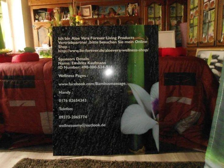 Balinesische Massage in Bambusmassage/Wellnessmassage/Asiatischemassage Amorbach
