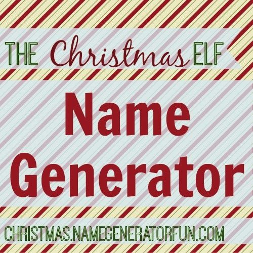Naming Your Elf on the Shelf + a fun Christmas elf name generator | Reality To Dreams