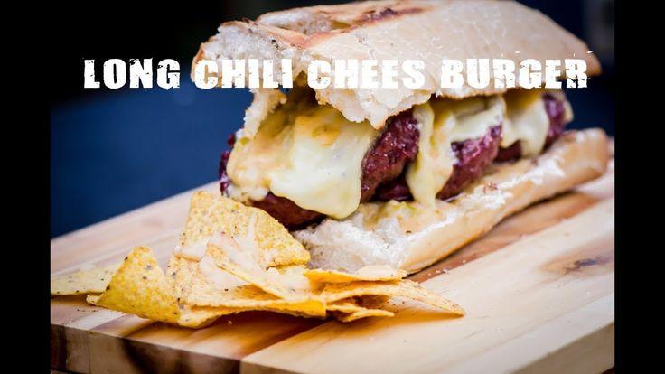Long Chili Cheese Burger | Fire&Food TV
