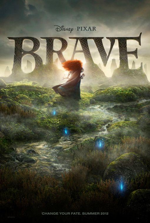 Brave (Ribelle - The Brave) - Pixar (2012)