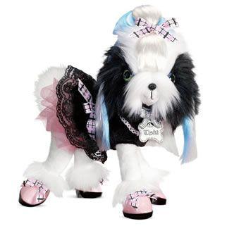 Tini Puppini Stuffed Puppy