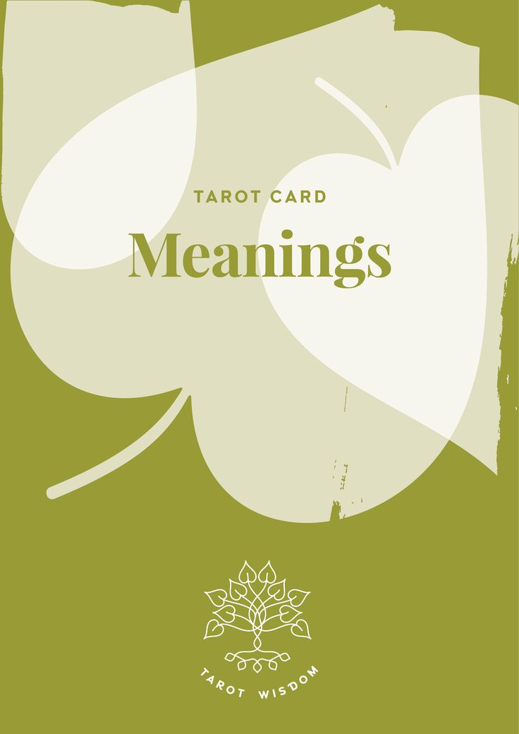 Learn Tarot Card Meanings with this free E-Book at www.tarotwisdom.com.au