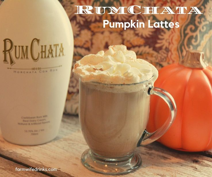 Enjoy the warm flavors of pumpkin and Rumchata in your very own kitchen with the…