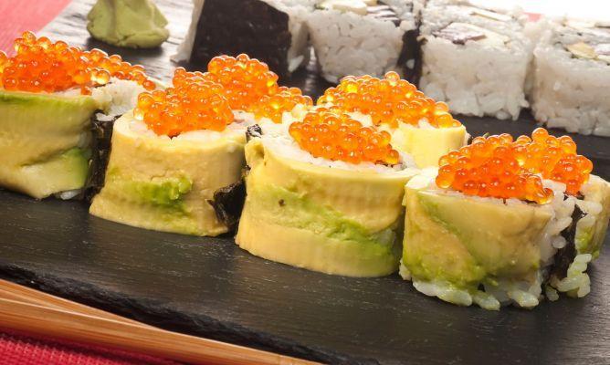 Receta de Sushi Maki