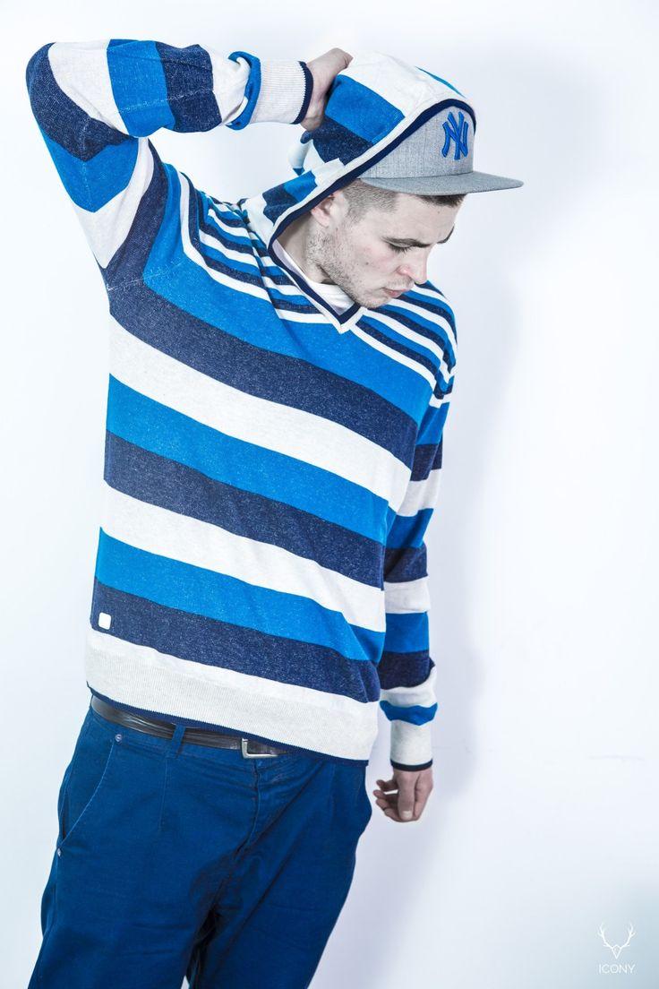pms series - men's fashion - snapback New Era/ sweatshirts Cropp/ trousers New Yorker