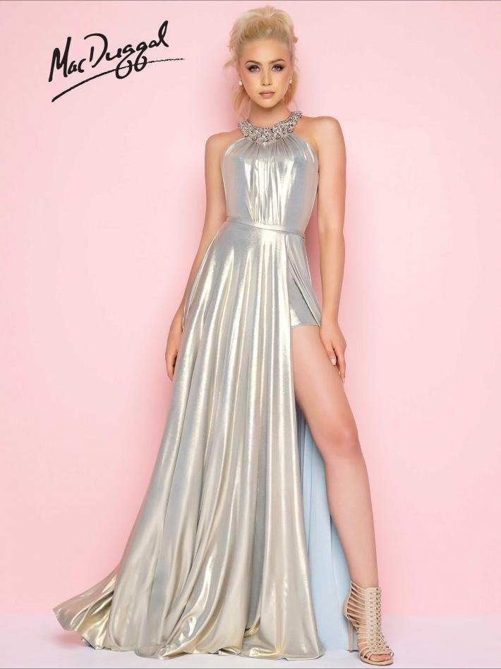 55 best HALTER NECK PROM DRESS images on Pinterest | Mac duggal ...