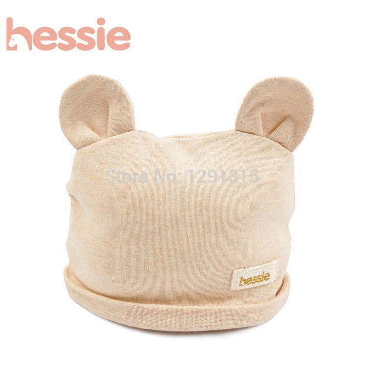 Hessie 100% органического хлопка шляпу весной Autunm младенца крышки продукт фотографии реквизит ребенка аксессуары для 0   12 месяцев купить на AliExpress