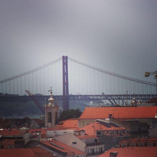 Perfect Lisboa! Ponte 25 de Abril Photo by:ED D'Oliveira