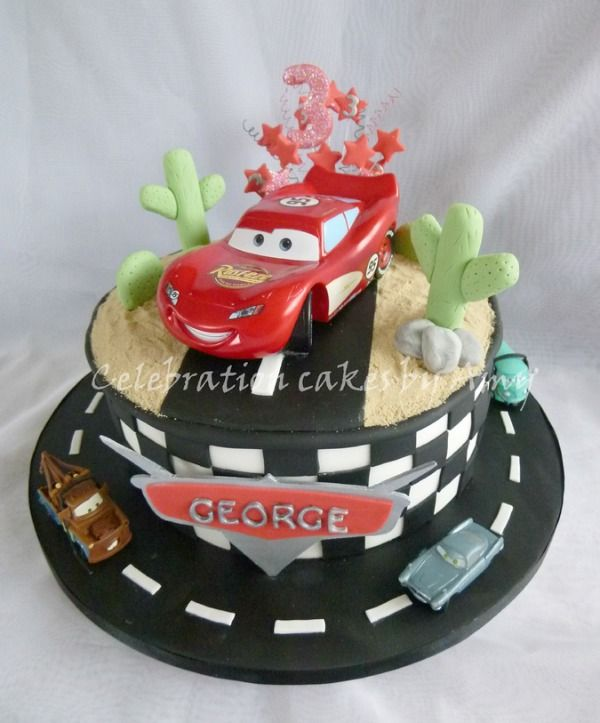find this pin and more on cara cakes by kristha98 disney cars