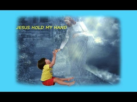 JESUS HOLD MY HAND 2 YEARS LD TODDLER SAID THAT JESUS HOLD HIS HAND