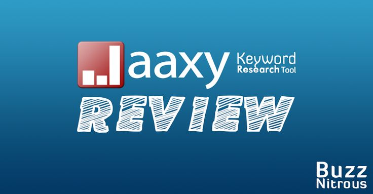Jaaxy Keyword Tool Review. Everything you need to know about the Jaaxy niche finder tool: http://www.buzznitrous.com/jaaxy-review/