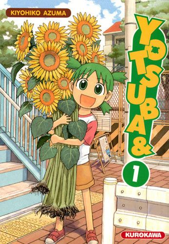 Vol.1 Yotsuba - Manga - Manga news