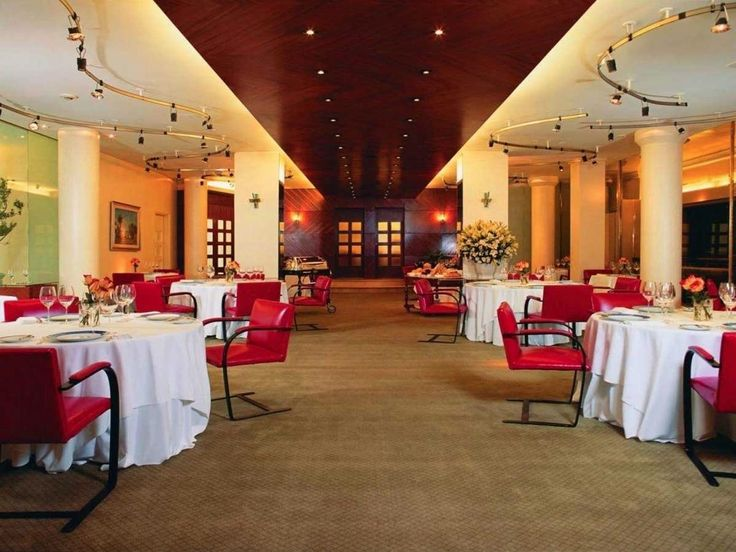 Top Chef's Restaurants or Michelin Stars..La Bourgogne, Buenos Aires, Argentina via Business Insider repined by BellaDonna