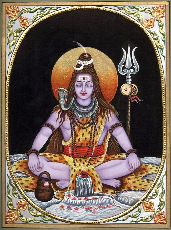 Shiva - Oracle