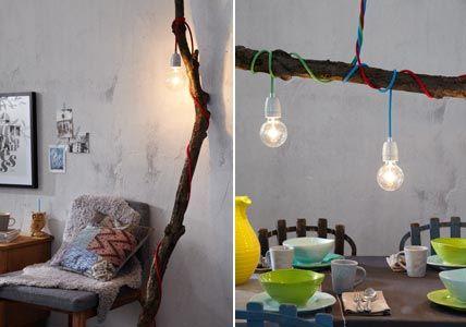 Ber ideen zu esszimmerlampe auf pinterest for Lampe ast