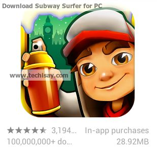 Subway surfers for pc guide