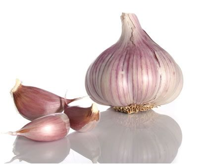 Don't rush your garlic, CRUSH your garlic! Research indicates that crushing your garlic and allowing to sit for at least ten minutes released an enzyme called allicin that has been shown to help reduce the risk of cardiovascular disease by making platelets less sticky or more likely to flow freely through the cardiovascular system.