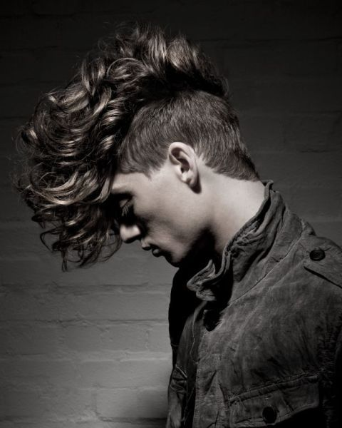 (via HJ Men Summer 2012 is On its Way - Men's Hairdressing)